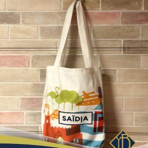 fabricant de sac en tissu publicitaire