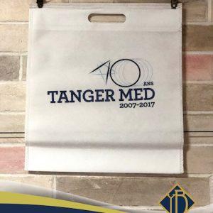 sac avec logo