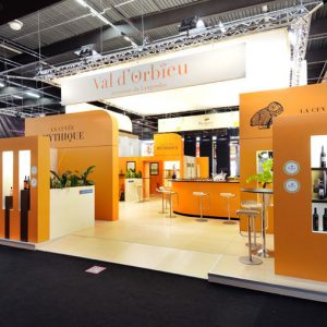 stand exposition amenagement