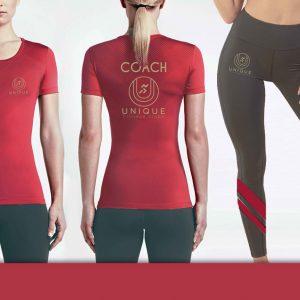 textile coach sportif